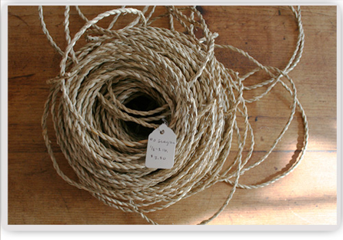 Basket Seagrass